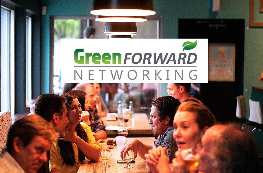 The Launch of Green Forward Networking